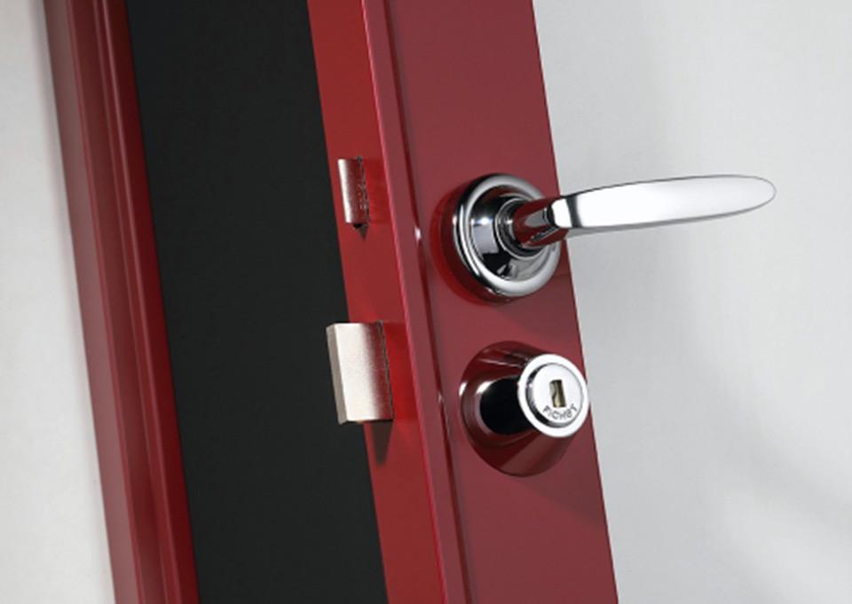 Reparação e afinação de portas, fechaduras e cilindros Fichet em Carnaxide